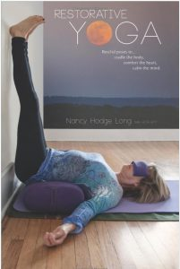 Restorative Yoga book cover